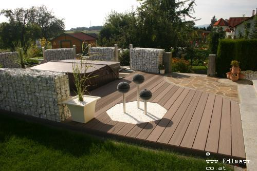projektbilder terrasse mit terrace terrassendielen fa. Black Bedroom Furniture Sets. Home Design Ideas